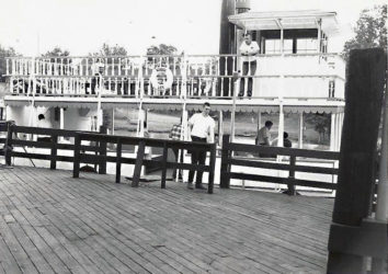 Roberta E Lee Paddlewheeler Entrance